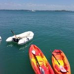 Anyone for kayaking?