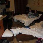 Cramped 'Suite'