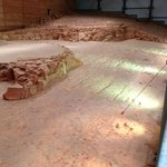 Inside Lark Quarry
