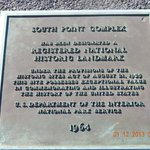 south point marker