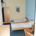 Chambre à deux lits (janvier 2013)