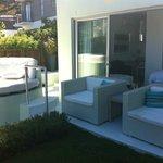 Room 300 terrace
