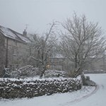 First snow of winter Jan 2013