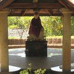 temple dedicated to Sai Baba