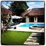 6 bed villa :)