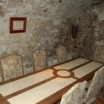 une de nos salles privatives (salle royale) en contrebas de notre grande salle