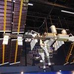 Armagh Planetarium exhibit
