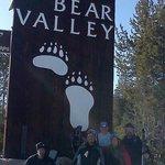 Frances, Rudy, Me, Garrison & Bill enjoying Sun & fun at BV XC