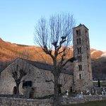 目の前にある世界遺産の教会