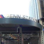 Ingresso di Penn Station