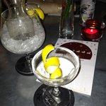 Vespa martini!