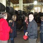 Tour of Bodegas Tradicion