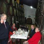 Tour of Bodegas Urium