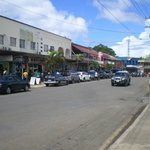 Pic of Savu Savu Town (5 mins from resort)