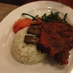 Asian style ribs