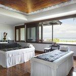 Ocean front suites