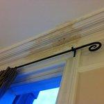 Damp stain in Ravel Room