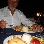 cena ristorante hotel