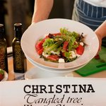 Summer Salad at Christina's @ Van Loveren Bistro