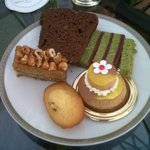 Selection of cakes 1