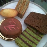 Selection of cakes 2
