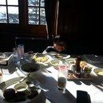 Fun @ Breakfast table