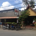 Foto van Zest Coffee Shop,Koh Tao