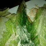 "The dirty lettuce that were selling as ""blanched"" and ""grilled"", that was not in the salad des"