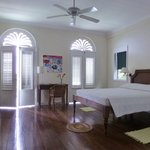 Guestroom / main house