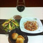 Sample of a great meal at Invita Bistro