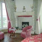 La chambre Ma Douce á La Demeure á Aubais Gard