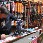 Renting Skis at Brianhead Sports is a fast and painless