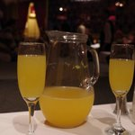 Pitcher of mimosa!