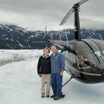 Trip to glacier