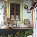 Relax on the veranda