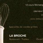 La Broche resmi