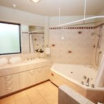 Bathroom of Executive Suite