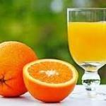 Orange Juice with Free Hot Breakfast Buffet