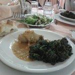 2º plato cena exquisito todo