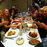 family party at Asha