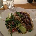 Steak Teriyaki Noodles