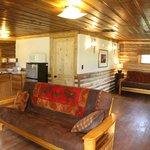 Lulu's Cabin Interior