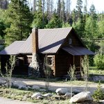 Paintbrush Cabin Exterior