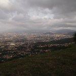 Overlooking San Jose - twilight
