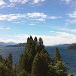Vista desde la suite lago