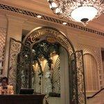 Enchanted Garden cafe