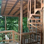 Two bedroom tree house