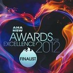 Finalists, 2012 AHA Awards for Excellence
