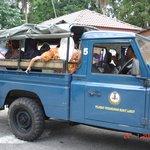 jeep ride RM6-8 per person return