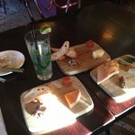 My Happy Hour items with Mojito